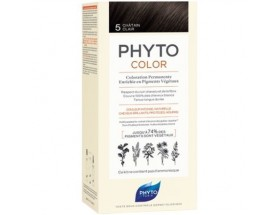 Phyto Color Coloration cheveux Chatin Clair 5..
