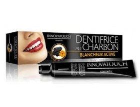 INNOVATOUCH DENTIFRICE AU CHARBON ACTIF 75 ML..