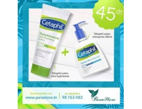 Cetaphil pack Daily Advance Ultra-Hydratante + Lo..
