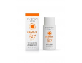 transparent clinic protect spf 50+ 50 ml ..