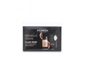 FILORGA COFFRET FLASH-NUDE FLUID TEINT PRO PERFECT..