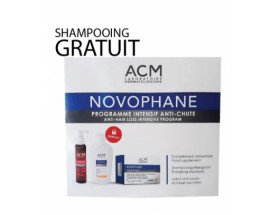 ACM NOVOPHANE COFFRET PROGRAMME INTENSIF ANTI-CHUT..