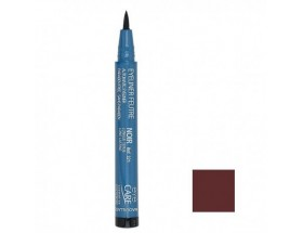 EYE CARE EYELINER FEUTRE  COULEUR BRUN..